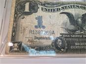 UNITED STATES Paper Money - World ONE DOLLAR SILVER CERTIFICATE 1935